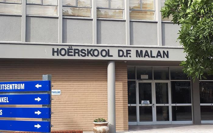 Dept probes claims of discrimination against LGBTI+ pupils at DF Malan school - Eyewitness News