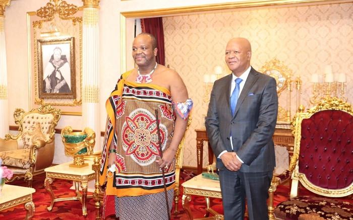 After SADC mediation, eSwatini's King Mswati III calls for calm - Eyewitness News