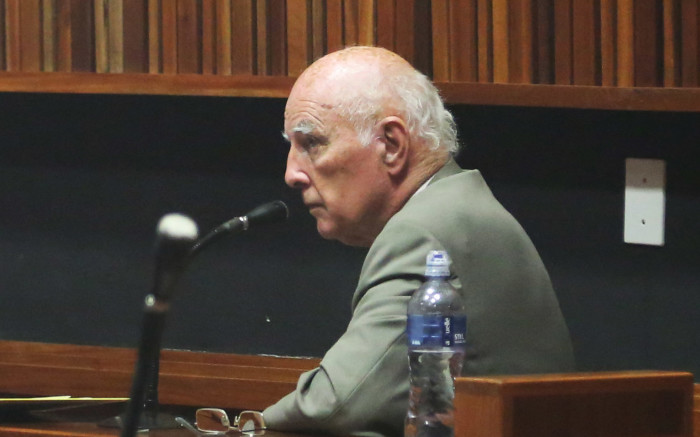 Justice system must be tougher on rapists, says Bob Hewitt victim - EWN