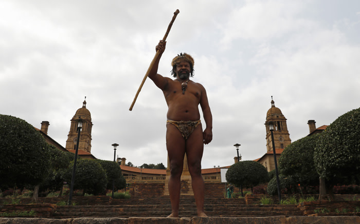 Indigenous Khoisan seek better recognition in SA - Eyewitness News