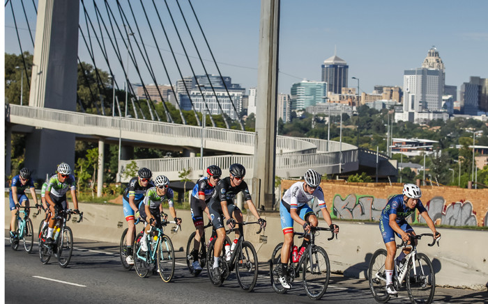 Thousands of cyclists takeover roads for Discovery 947 Ride Joburg - EWN
