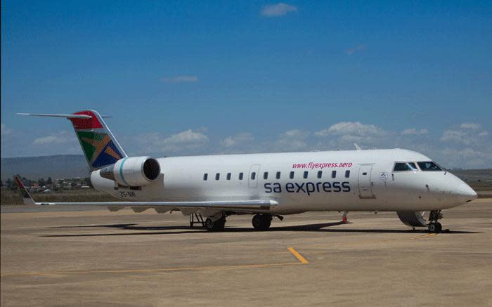 SA Express oorhandig 'n reddingsboei van R300 miljoen - EWN