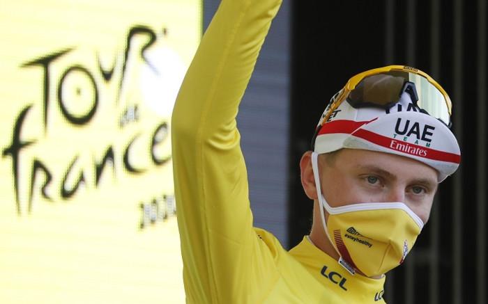 Pogacar poised to win Tour de France after shock turnaround - Eyewitness News