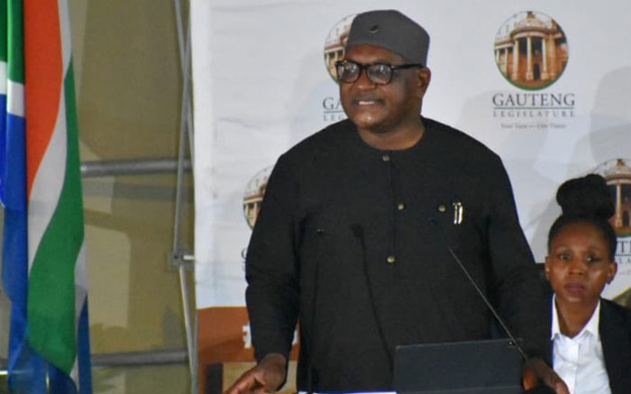 Gauteng to create 250,000 jobs for youth, says Premier Makhura - Eyewitness News