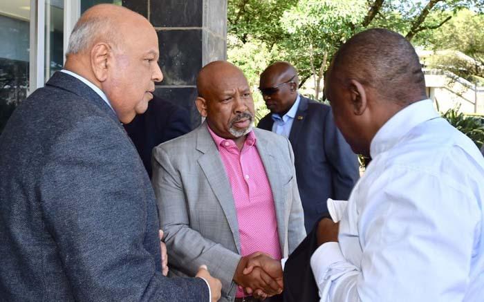 Ramaphosa meeting with Eskom to tackle power crisis - Eyewitness News