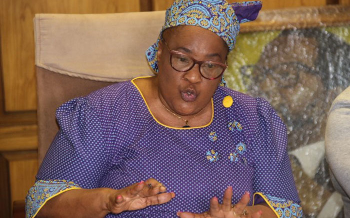 Bloemfontein to stay at level four, says FS Premier Ntombela - EWN