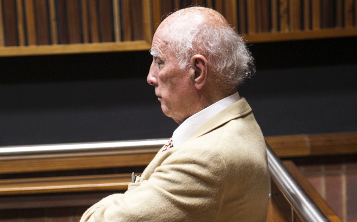 Rights group slams decision to grant rapist Bob Hewitt parole - Eyewitness News