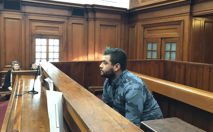 Reghard Groenewald handed 10 years in prison for Hilary van Rooyen's murder - EWN