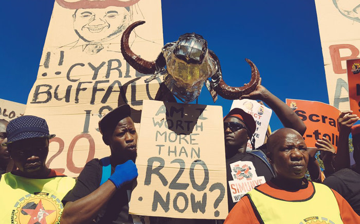 Justice For Thoriso: Saftu Hails New Minimum Wage As A Good Start
