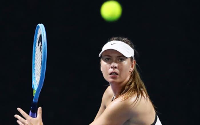 'I'm saying goodbye': Maria Sharapova retires from tennis - Eyewitness News