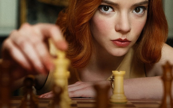 Queen's Gambit accepted: Hit show sparks chess frenzy - Eyewitness News