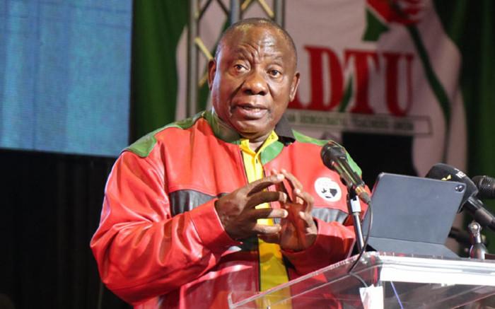 Ramaphosa: As ANC-alliansie nie funksioneel bly nie, kan ons nie die ekonomie transformeer nie - EWN