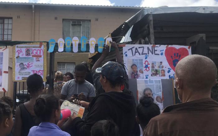 'We need drastic action from the community' - Tazne van Wyk's family - Eyewitness News