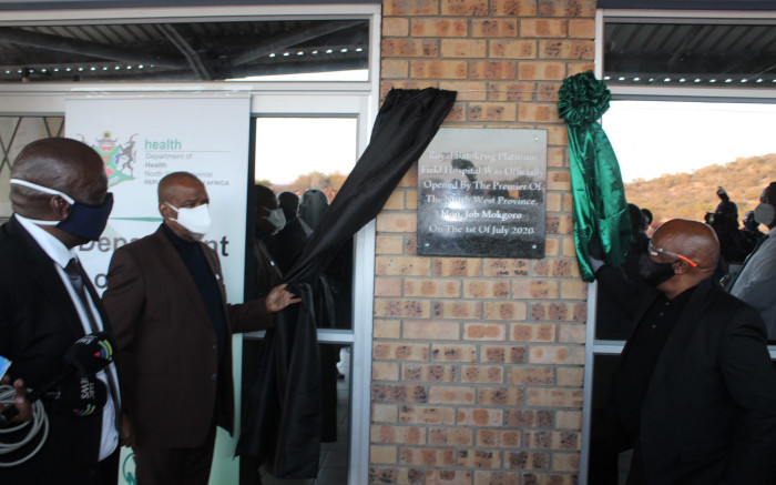 Health Dept call on DA's Gwarube to retract false claim about NW field hospital - EWN