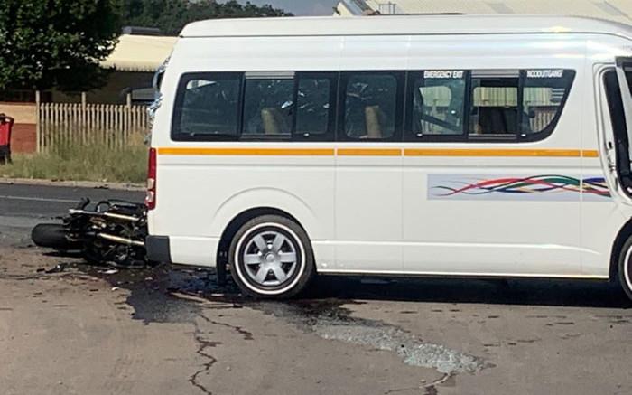 2 pupils killed in taxi crash in Olifantsfontein near Midrand - Eyewitness News