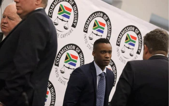 Duduzane Zuma: Ek het die vergadering tussen die Guptas en Jonas - EWN opgestel