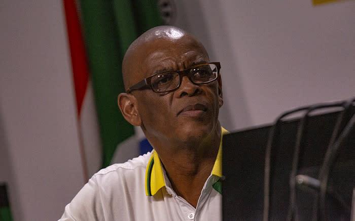 ANC-NUK vergader met die strukture van Joburg - EWN