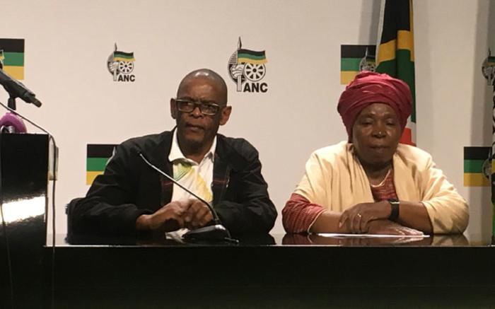 ANC-NUK stem saam oor die plan om ekonomie te help groei, werk te skep - EWN