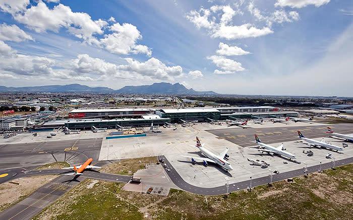 R7 miljard is opsy gesit om Kaapstad Internasionale Lughawe - EWN op te knap
