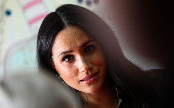 Meghan Markle 'saddened' by palace bullying claims - Eyewitness News