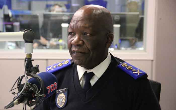 David Tembe steps down as JMPD chief - EWN
