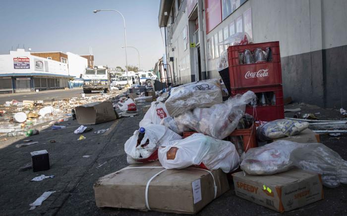 Buitelandse sake-eienaars doen 'n beroep op regering om xenofobie-aanvalle te stop - EWN