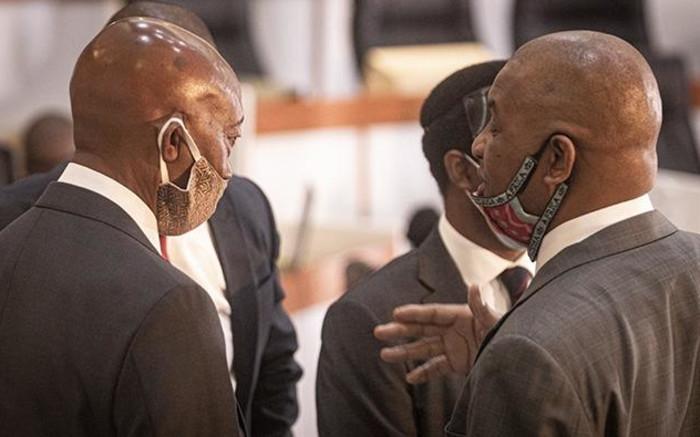WATCH LIVE: Moyane cross-examines Gordhan at Zondo Inquiry - Eyewitness News