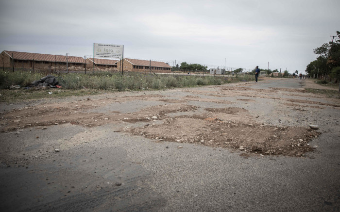 Mahikeng: 'A poor and miserable town' - Eyewitness News