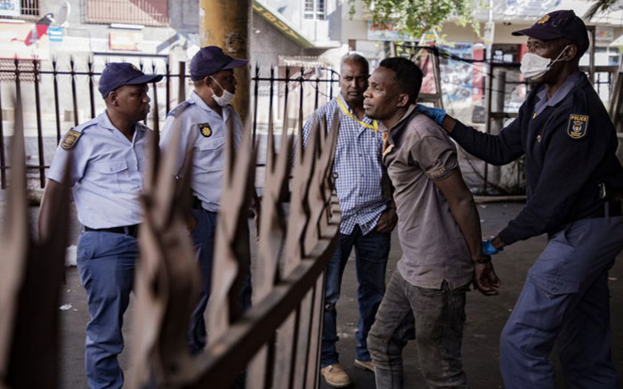 ACDP: Criminal records for lockdown breeches a threat to employment prospects - EWN