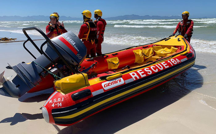 Search for missing Muizenberg lifeguard ends after body washes up on shore - Eyewitness News
