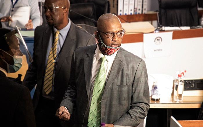 Mpofu asks Zondo to control Gordhan as cross-examination gets heated - Eyewitness News