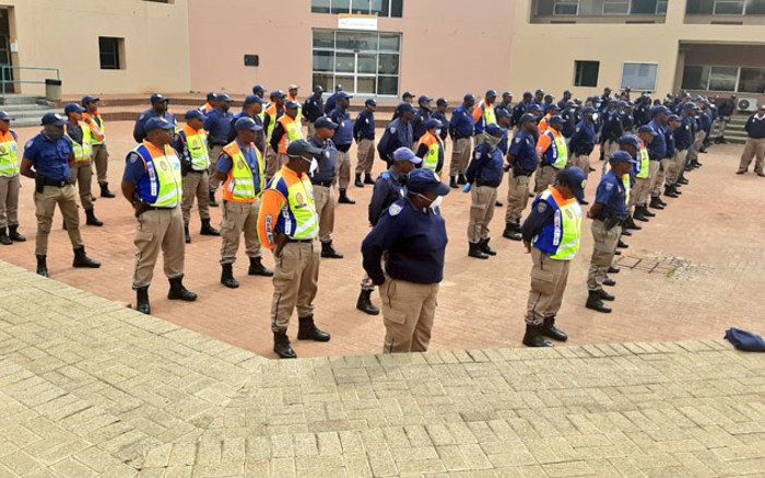 JMPD officers who tested positive for COVID-19: Dept acted late in isolating us - EWN