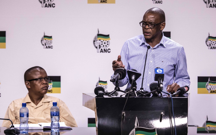 ANC says it cannot exonerate itself from SA power crisis - Eyewitness News