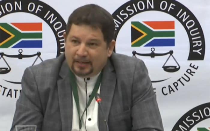 Zuma het beveel dat Maseko as woordvoerder vir Manyi vervang moet word, volgens Zondo - EWN