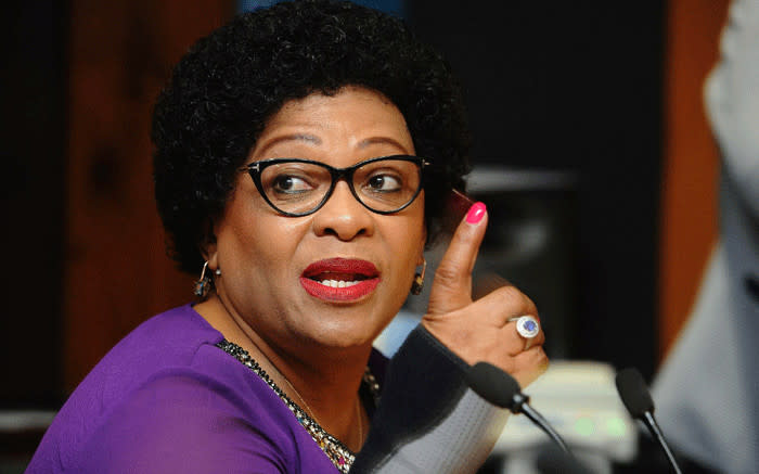Bosasa and Nomvula Mokonyane back in spotlight at state capture inquiry - EWN