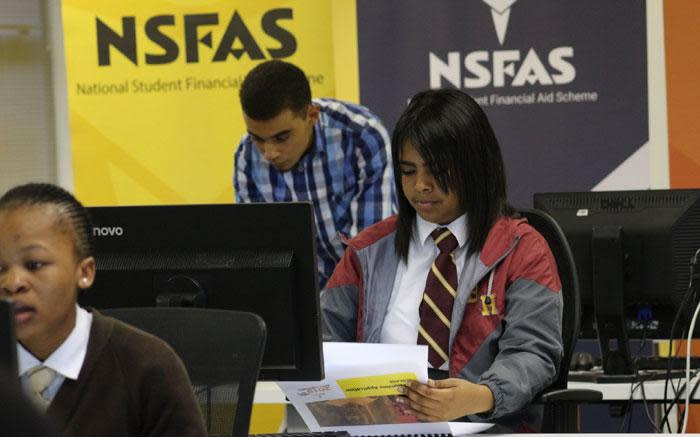 NSFAS funding applications officially opened - EWN