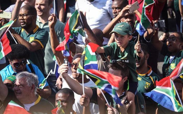 Celebrations as Springboks' tour bus hits Mapimpi's hometown Mdantsane - EWN