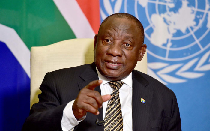 Ramaphosa calls for global transformation, inclusivity in UN address - Eyewitness News