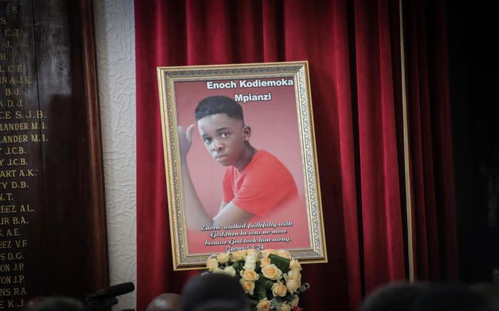 Lesufi receives forensic report on Enock Mpianzi's death - Eyewitness News