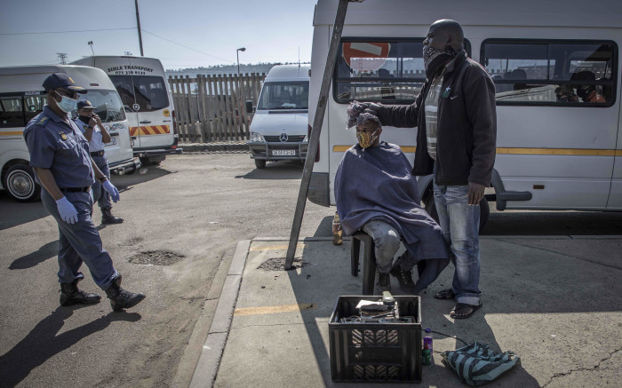 Court challenges, job losses & more infections – 100 days of SA's lockdown - EWN