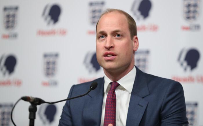 Prince William's reveals his public speaking secret - EWN