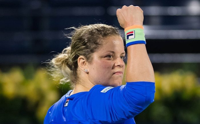 Clijsters faced six doping tests before comeback - Eyewitness News