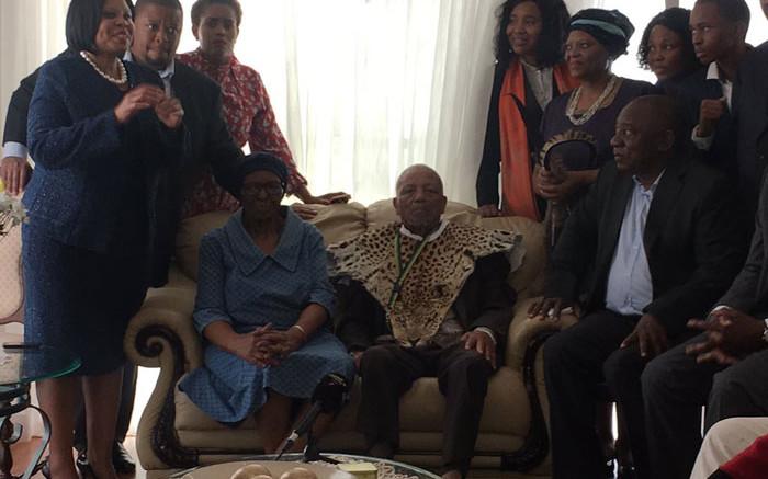 Ramaphosa declares special official funeral for struggle veteran John Nkadimeng - EWN