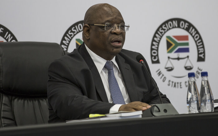 Zondo commission deadline extended to 31 March 2021 - Eyewitness News
