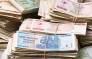 Zimbabwe Dollar. Picture: AFP