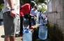 FILE: Cape Town residents collect 25 litres of water at the Newlands springs in Cape Town. Picture: Bertram Malgas/EWN