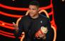 FILE: Trevor Noah accepts best host for 'The Daily Show' onstage during the 2017 MTV Movie And TV Awards on 7 May 2017 in Los Angeles, California. Picture: AFP