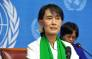 FILE: Aung San Suu Kyi, General Secretary of Myanmar's National League for Democracy. Picture: United Nations Photo