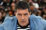 """Spanish actor Antonio Banderas poses during a photocall for the film """"Dolor Y Gloria (Pain and Glory)"""" at the 72nd edition of the Cannes Film Festival in Cannes, southern France, on 18 May 2019. Picture: AFP"""