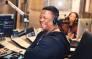 DJ Fresh at Metro FM Studios. Image: Twitter/@MetroFMSA